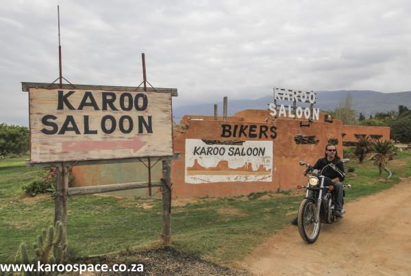 karoo saloon