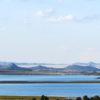 Driekwartblou Guesthouse view Karoo