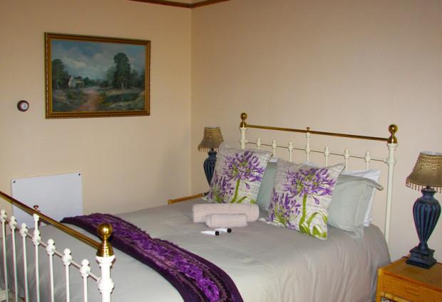 Kliphuis bedroom
