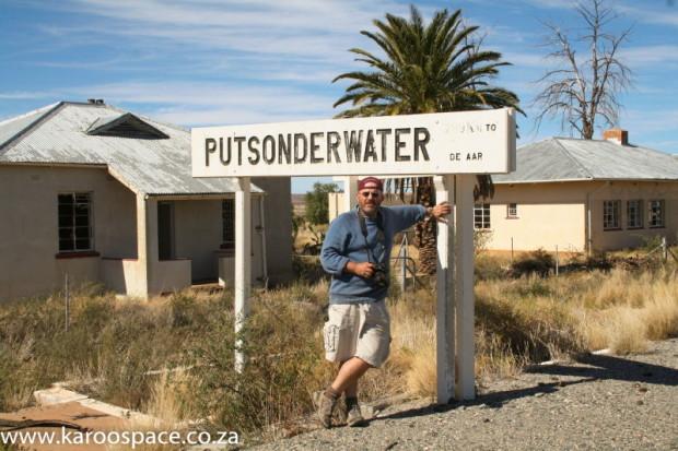 Putsonderwater Chris Marais