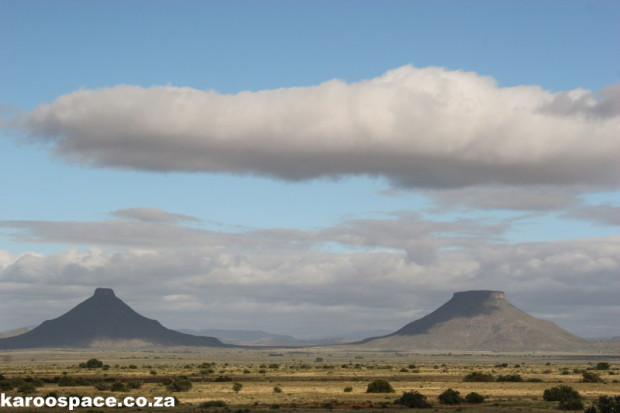 Dolerite, Karoo geology