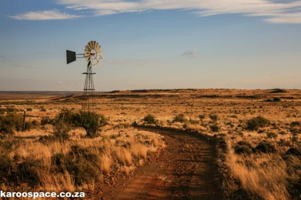 Karoo windpump