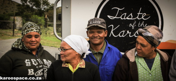 Karoo food production - from lamb to venison to specialised crops - employs about 100 000 people