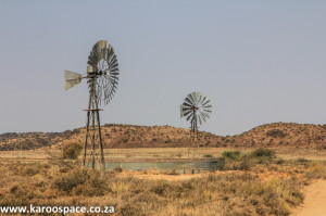 Karoo towns and agriculture depend on groundwater.