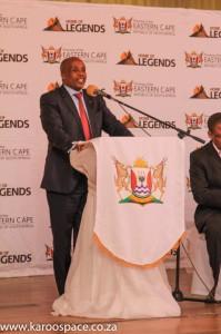 Eastern Cape Premier Phumulo Masualle.