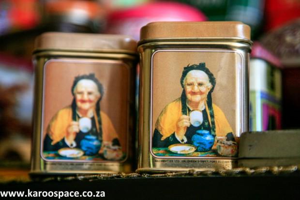 Mazzawattee tins