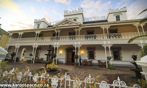 Lord Milner Hotel, Matjiesfontein, Karoo