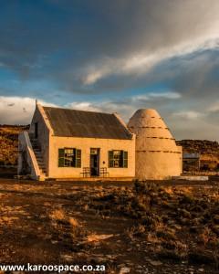 stuurmansfontein corbelled guest house, carnarvon