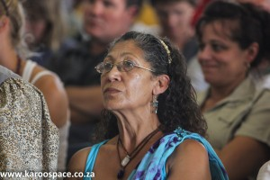 Princess Jean Burgess, First People, Karoo