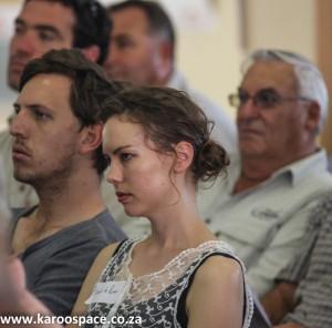 Jeanie le Roux, Treasure Karoo Action Group