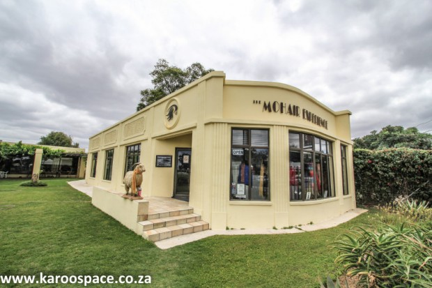 Jansenville's Mohair Museum, Karoo