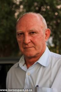 Derek Light, Karoo lawyer, anti-fracking