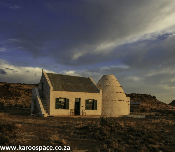 stuurmansfontein corbelled house