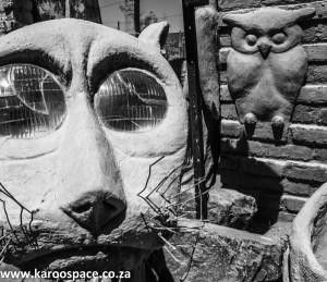 owl house nieu bethesda