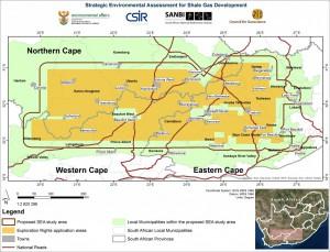 Strategic Environmental Assessment, Karoo Shale Gas Fracking