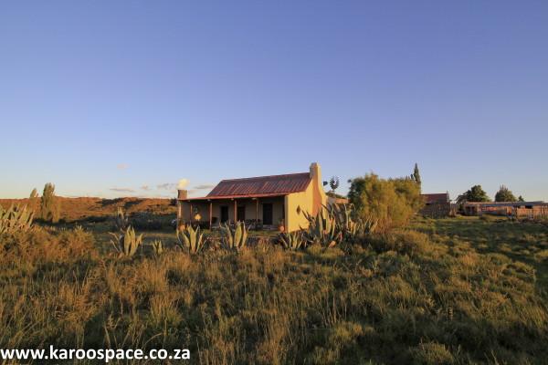 Poplar Grove, Zen, Karoo, colesber