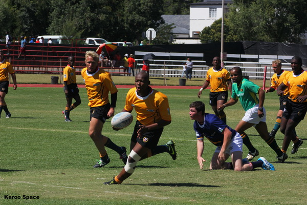 Cradock has good schools, plus a proud sporting tradition and good amenities.